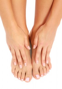 Як зняти оніміння пальців ніг