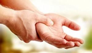 Як зняти оніміння пальців рук