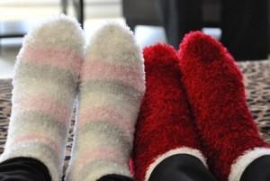 Що робити, коли мерзнуть ноги
